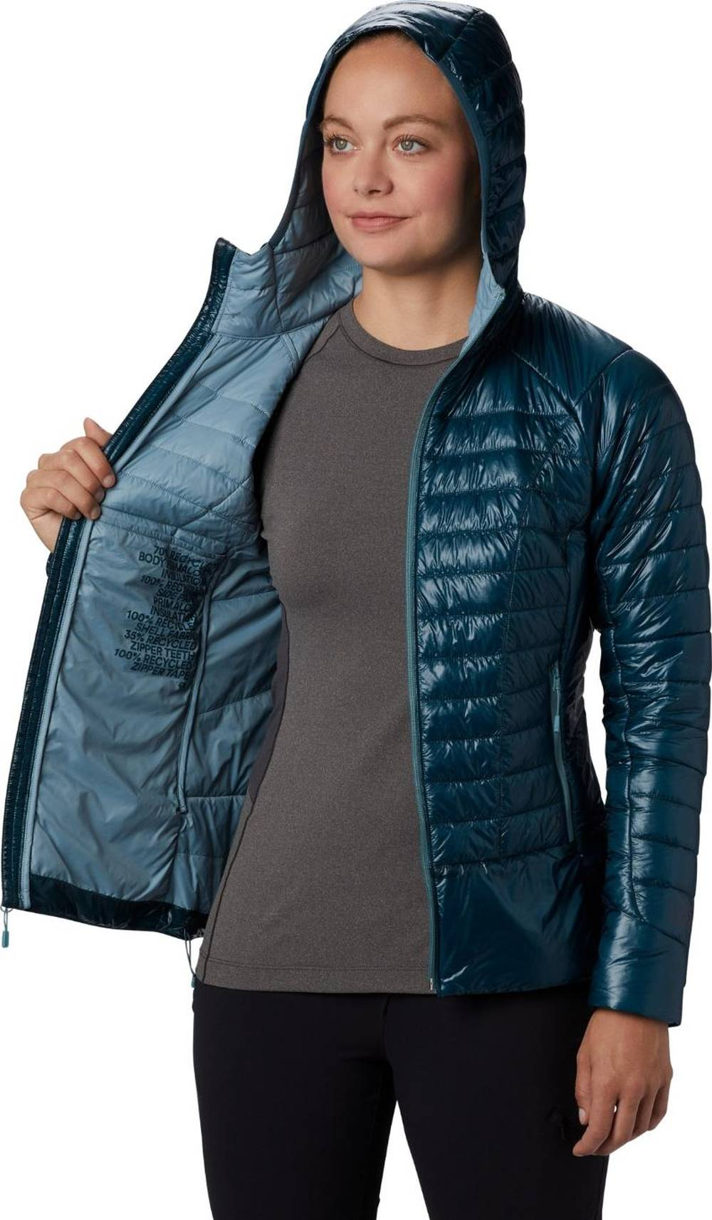 rei cheap ethical padded winter jackets