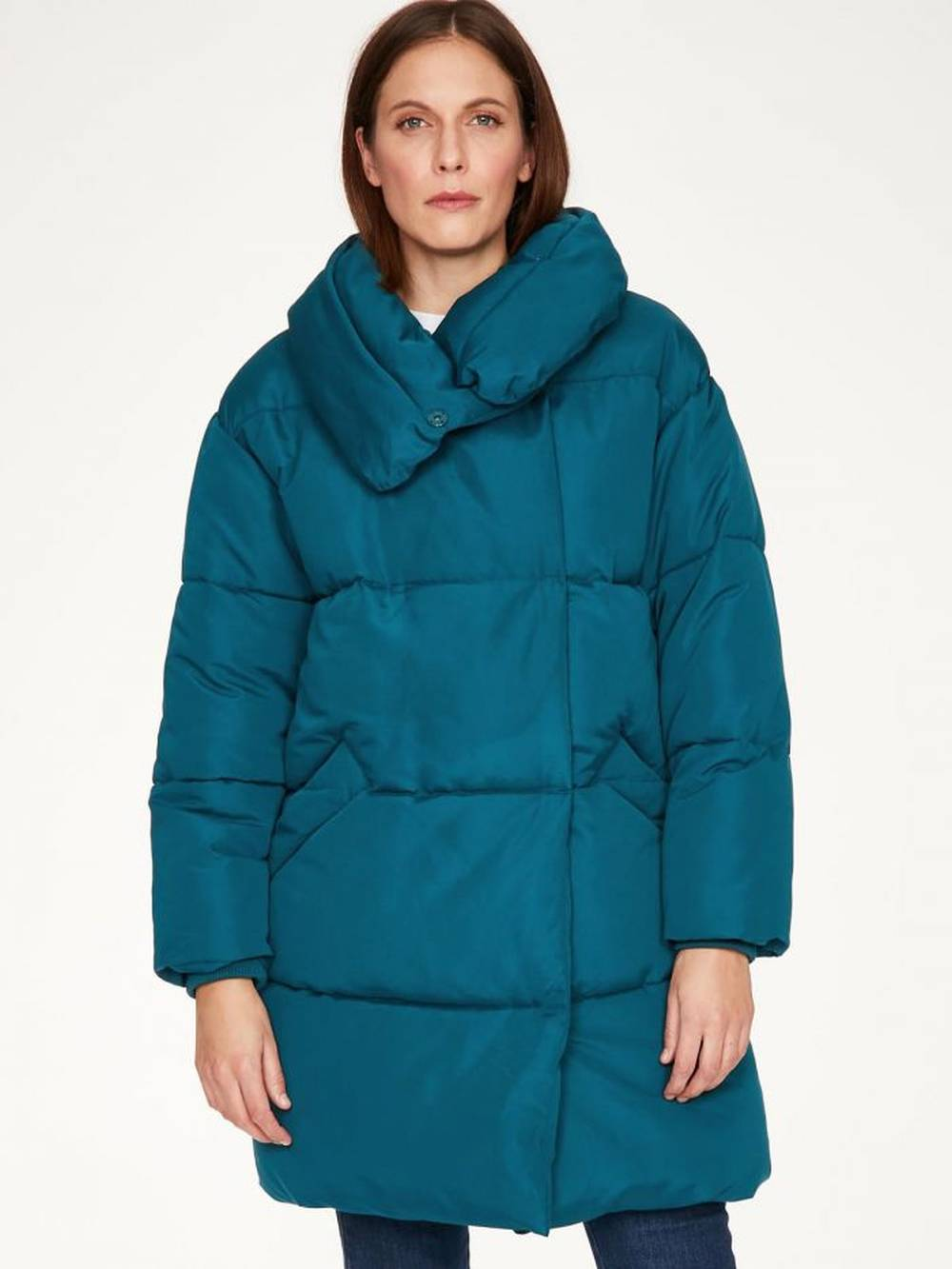 thought affordable sustainable puffer jackets