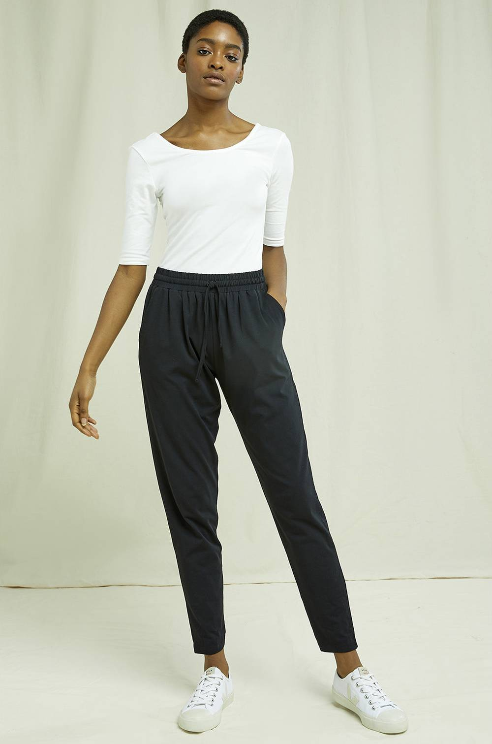 people tree sustainable affordable sweatpants