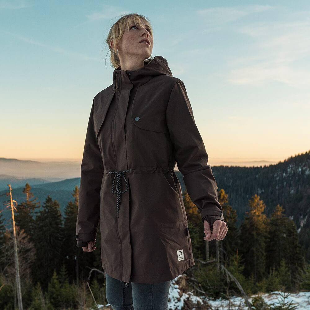 bleed clothing sustainable winter parka