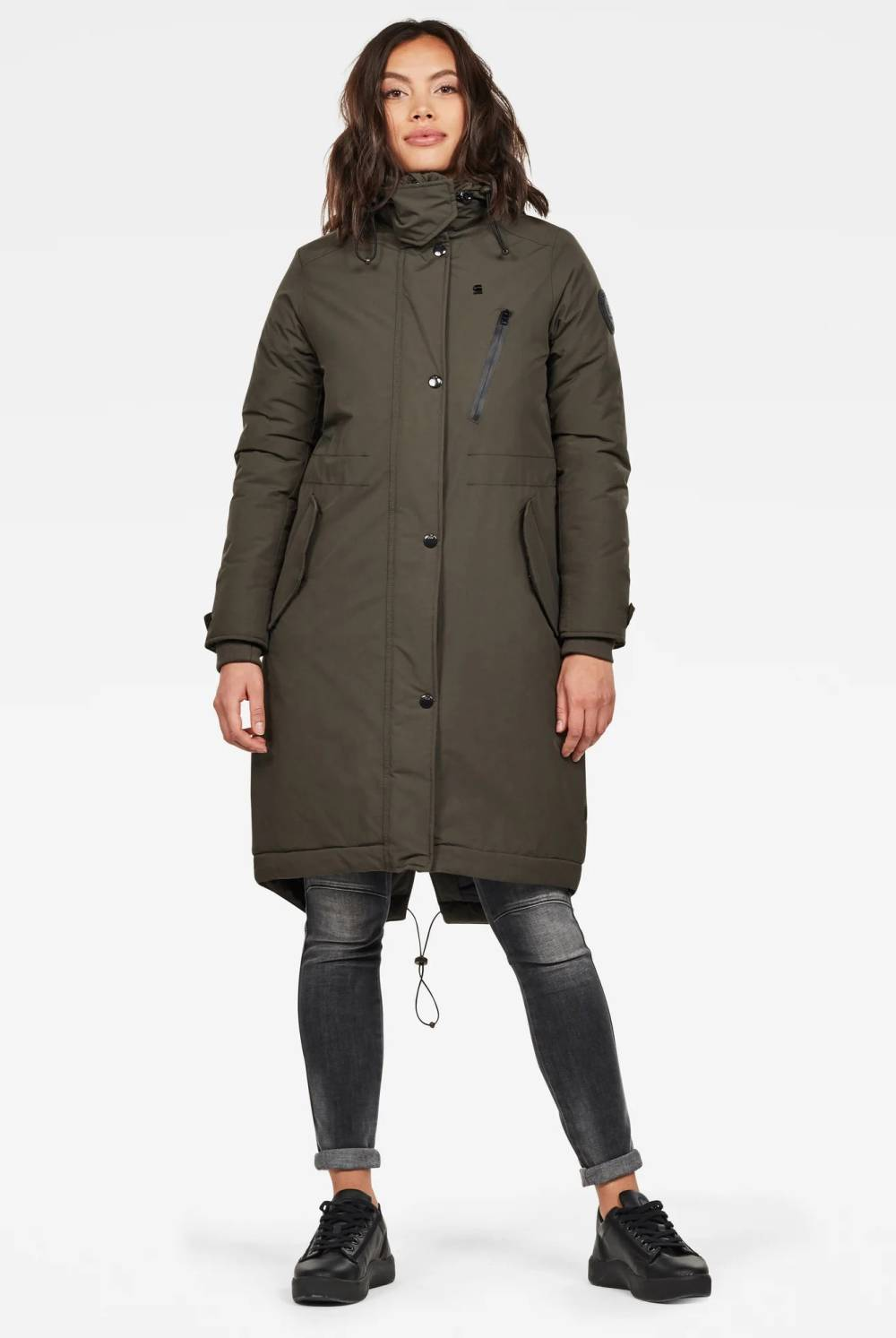 g star raw luxury recycled winter parka