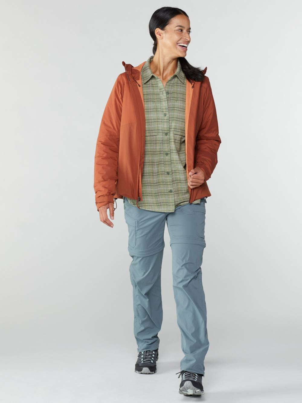 rei sustainable affordable winter parka
