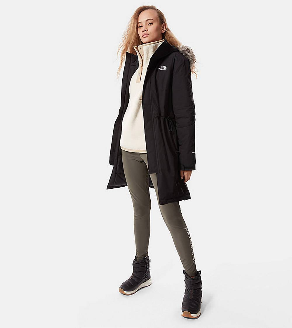 the north face sustainable affordable parka