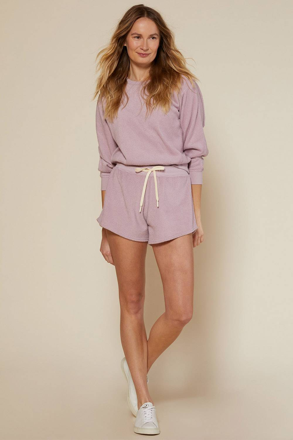outerknown cute cheap pajama lounge shorts