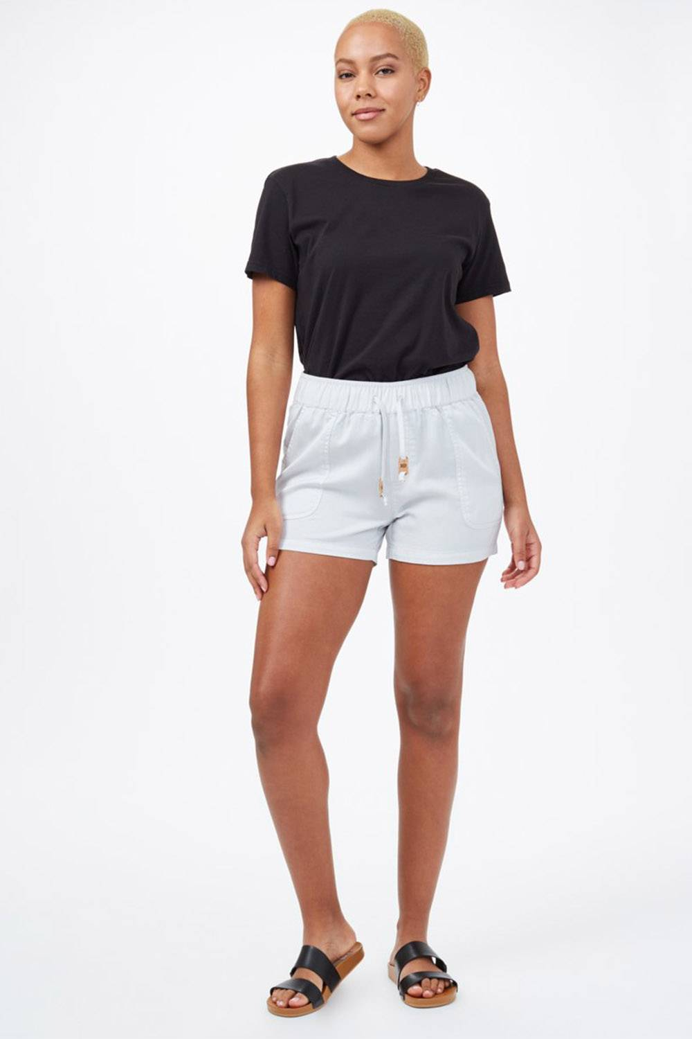 tentree sustainable affordable cute lounge shorts