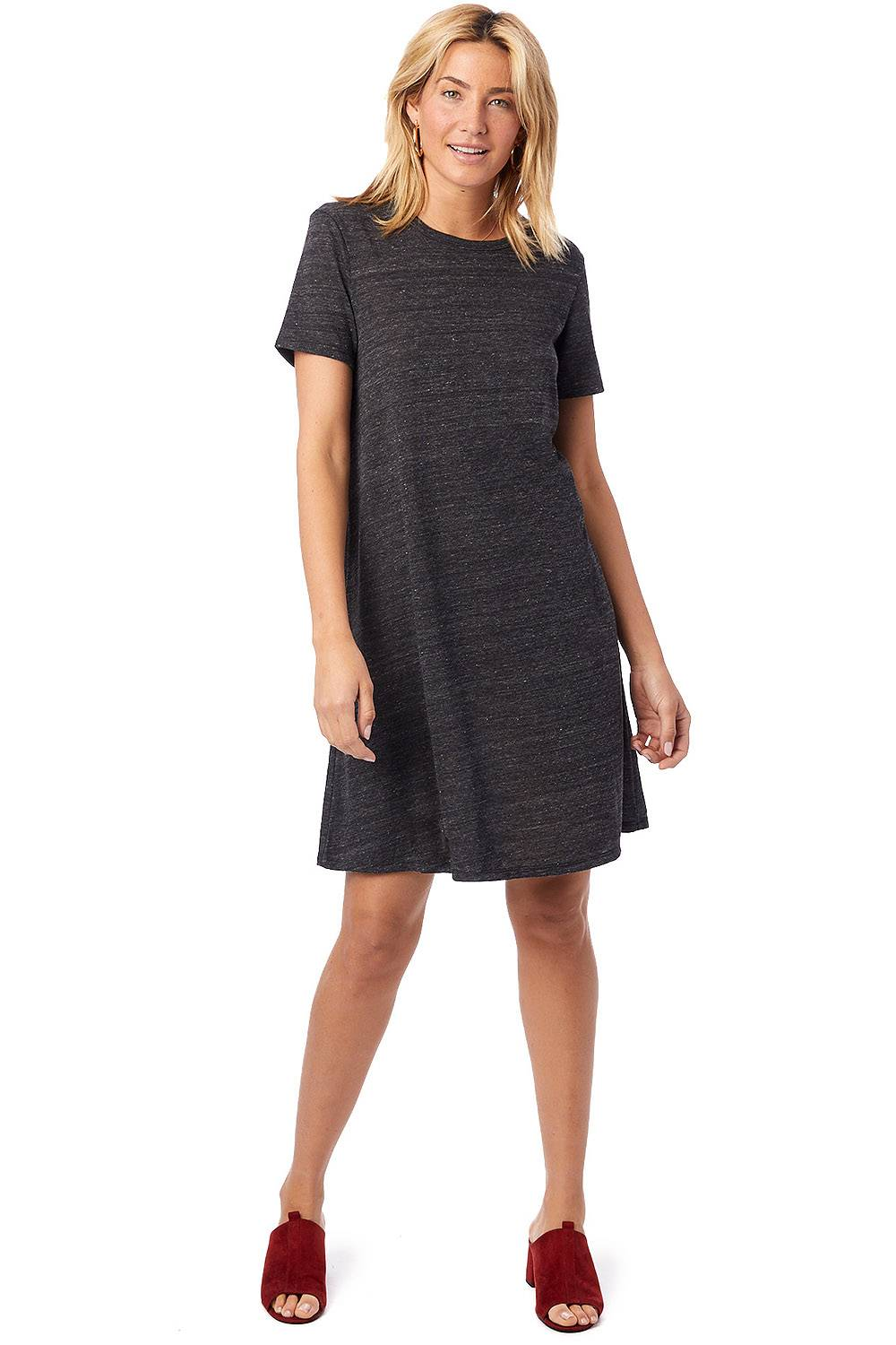 alternative apparel sustainable cheap cute summer dress