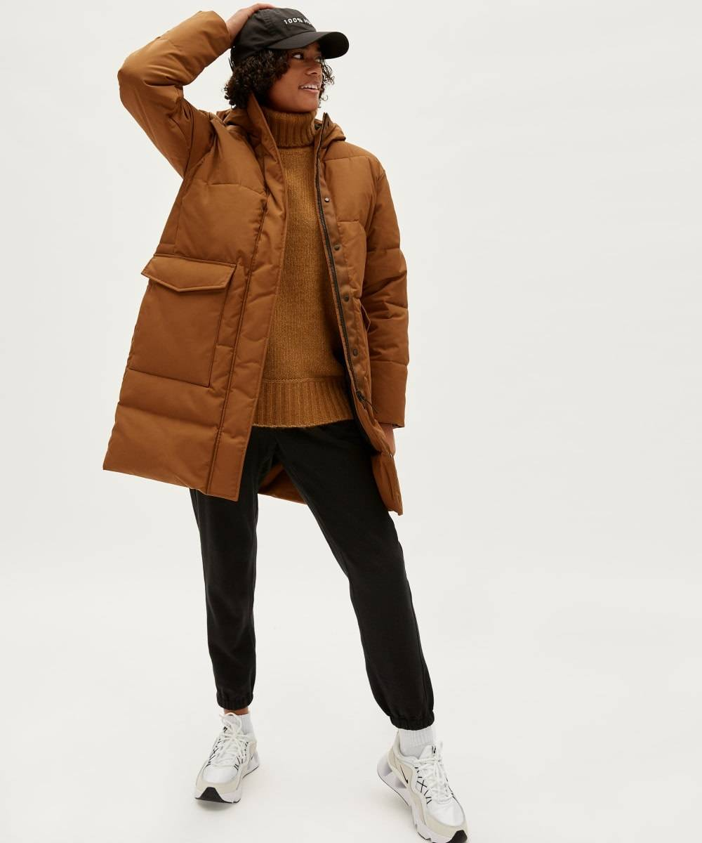 everlane puffers investment ethical clothes