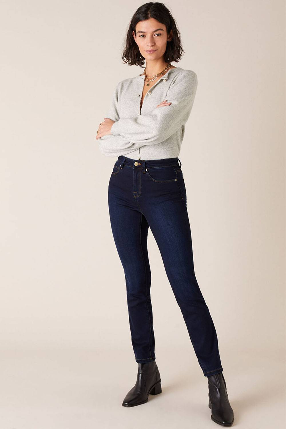 monsoon sustainable affordable lyocell jeans