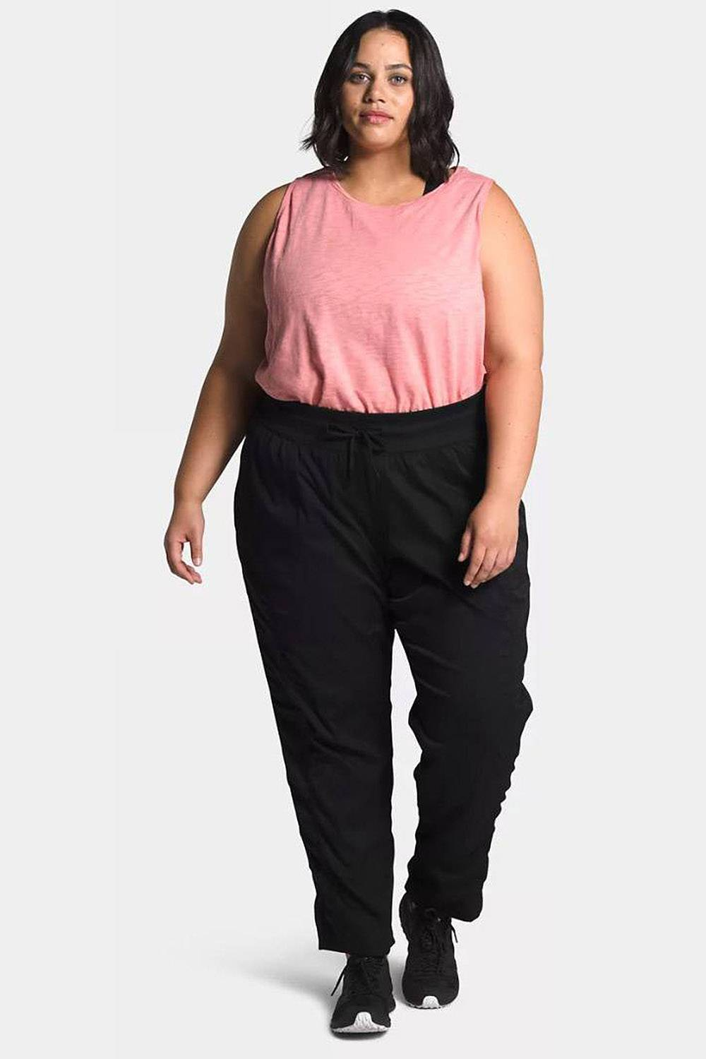 the north face plus size workout clothes