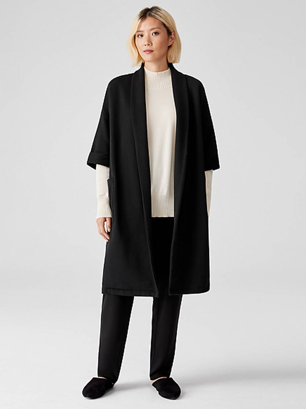 eileen fisher sustainable clothing designer nyc