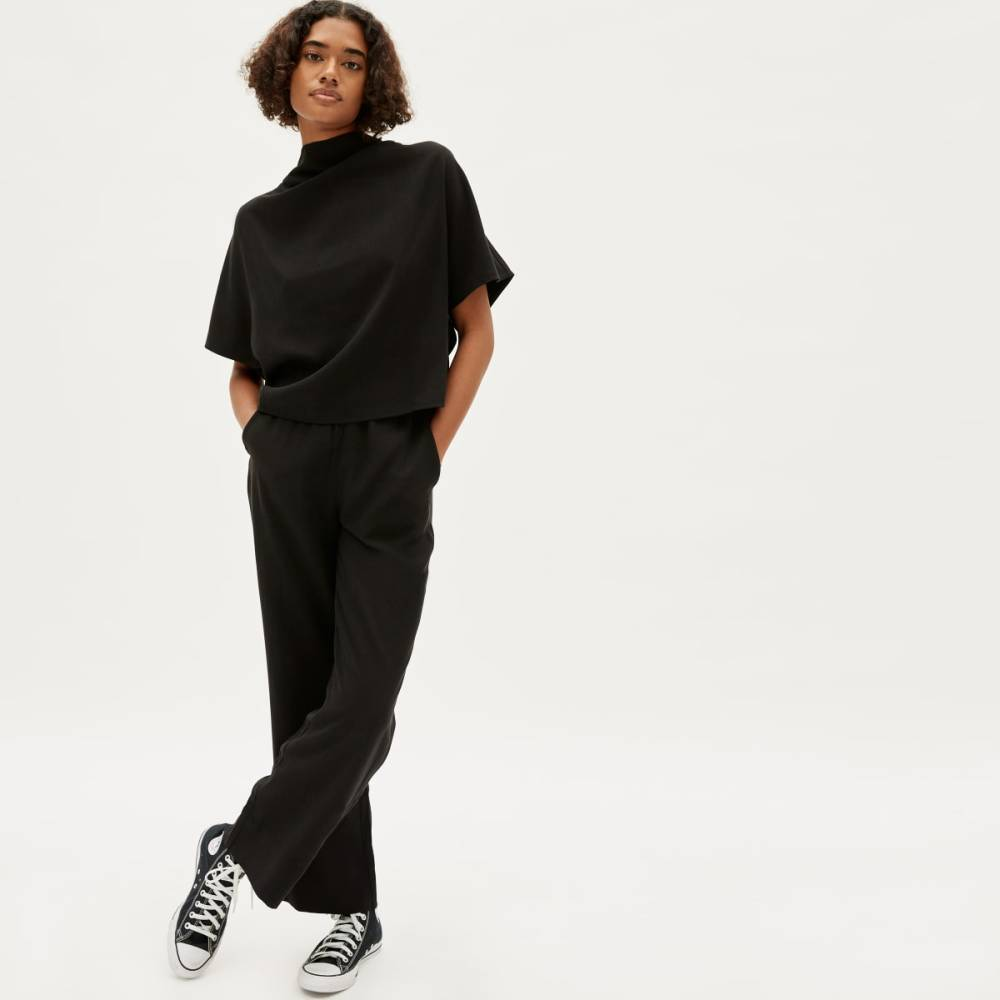 everlane casual chic work top