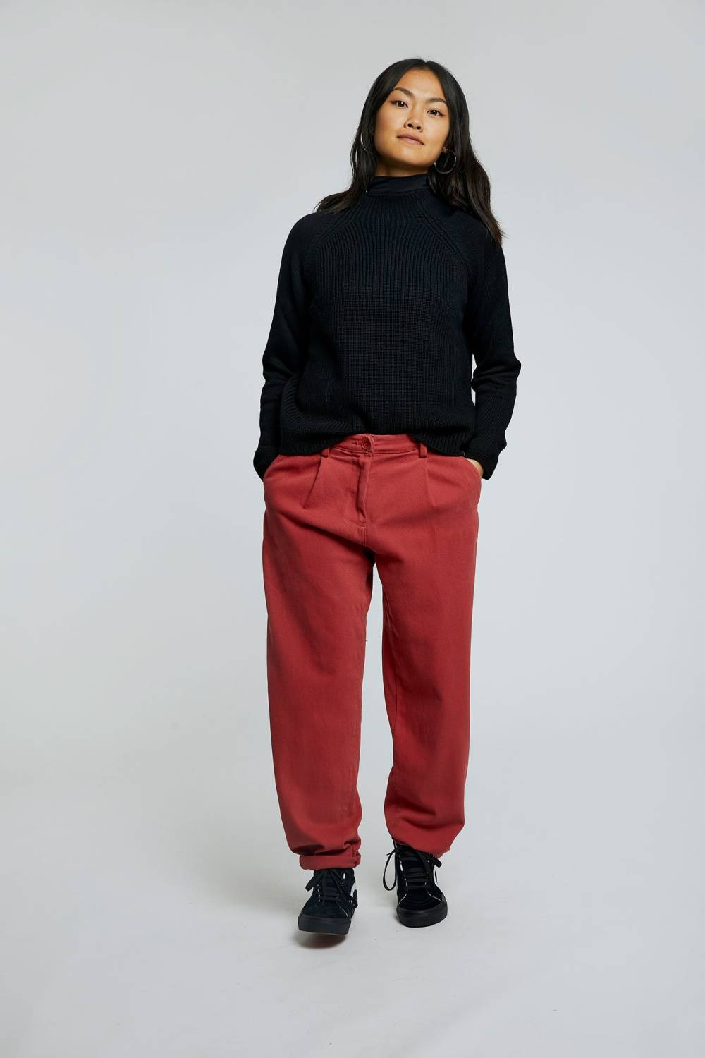 komodo casual chic work trousers