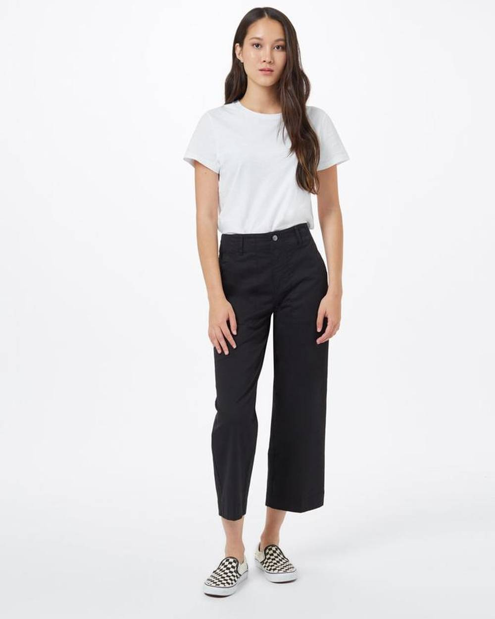 tentree chic casual workwear pants