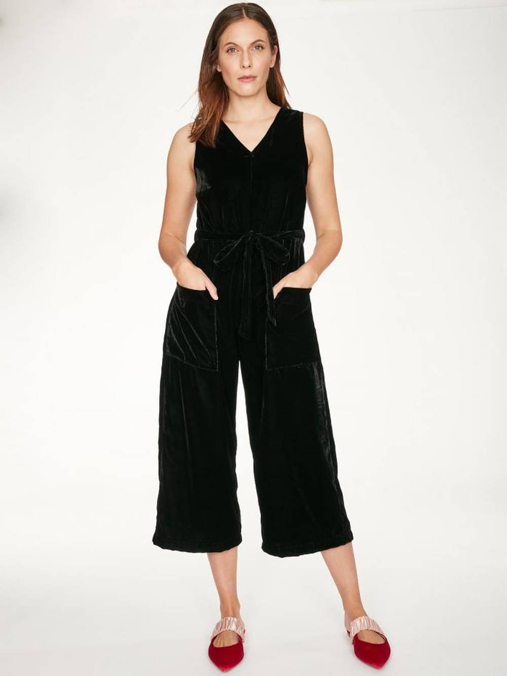 thought jumpsuit casual chic workwear