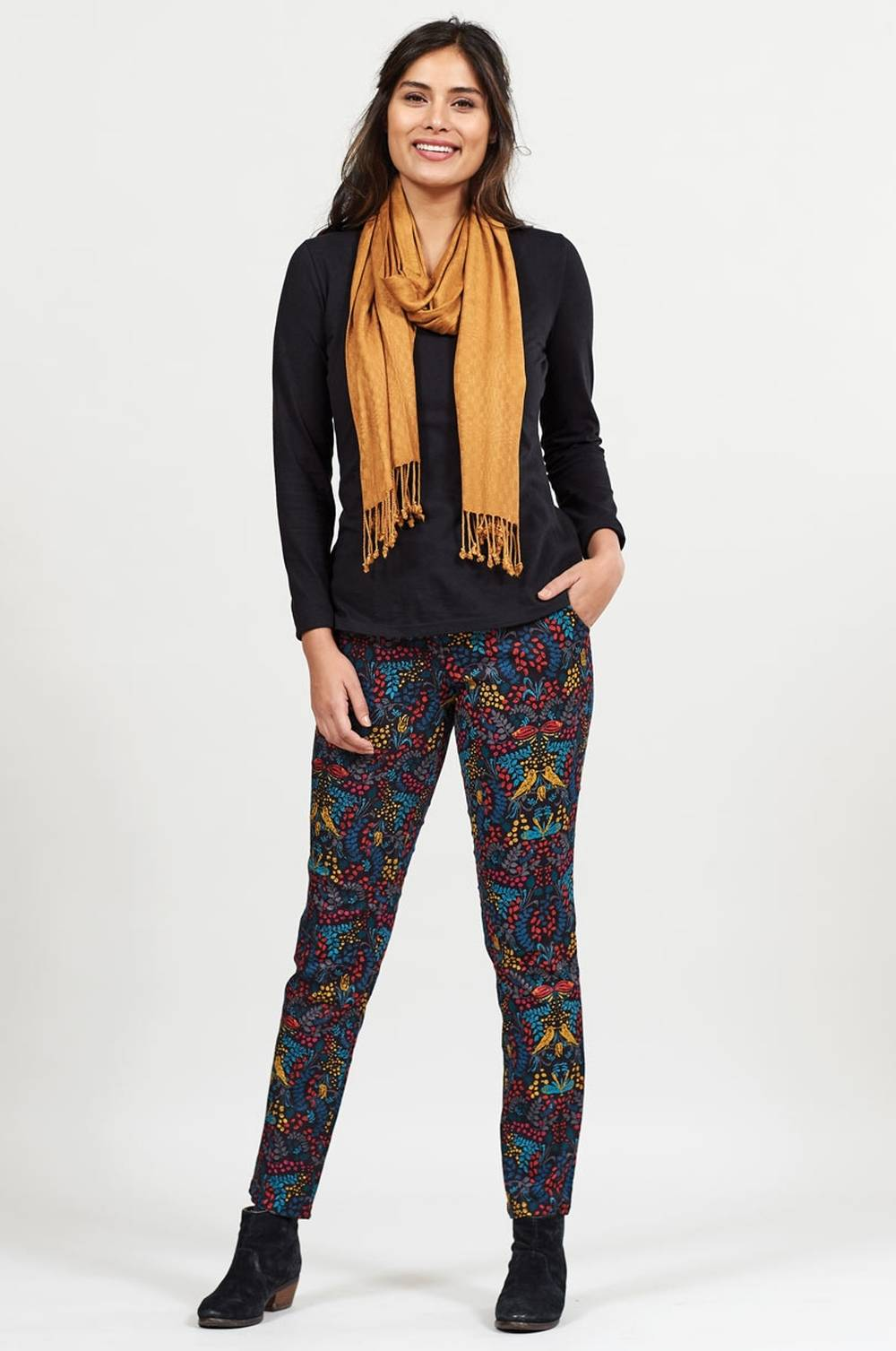 nomads clothing cute patterned pants