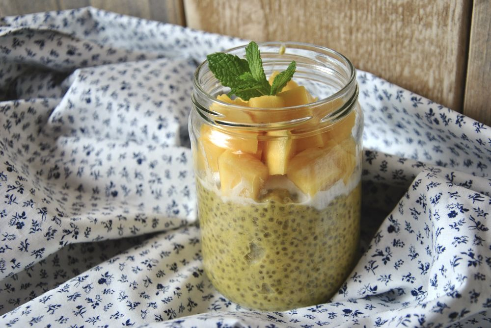 chia seeds benefits protein