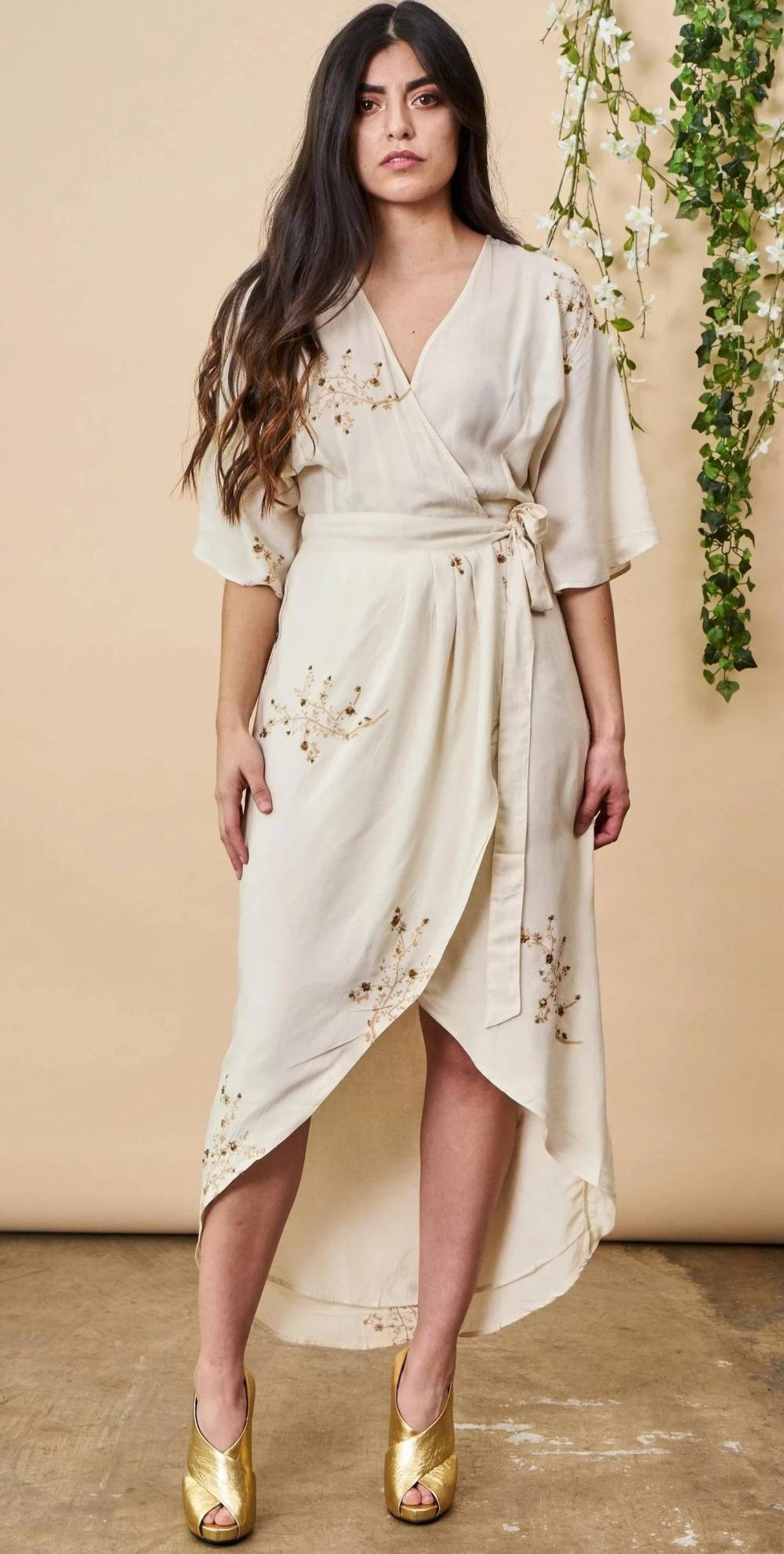 special occasion stylish party outfit