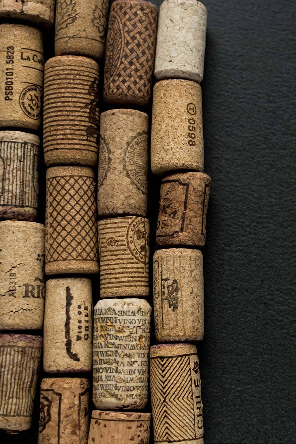 cork fabric uses stopper