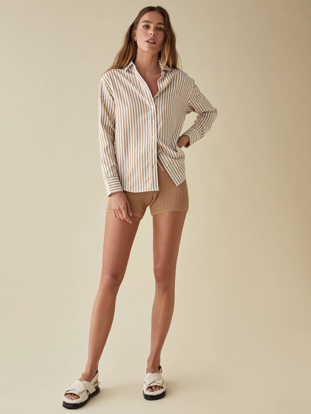 reformation shirts cute comfy clothes