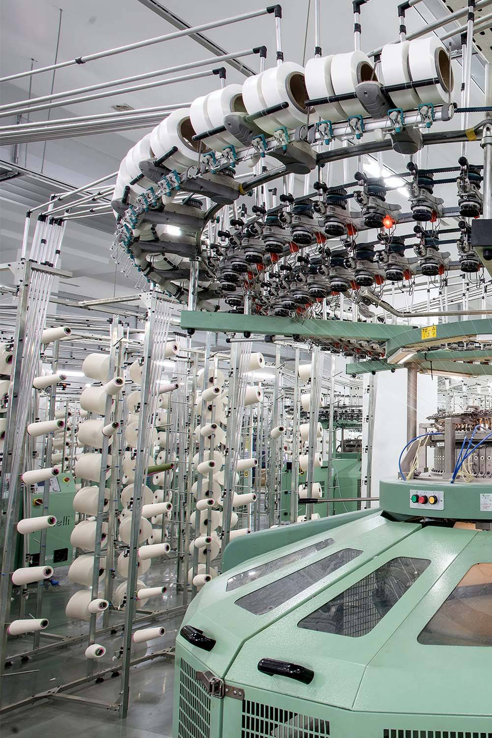 deadstock fabric manufacturing