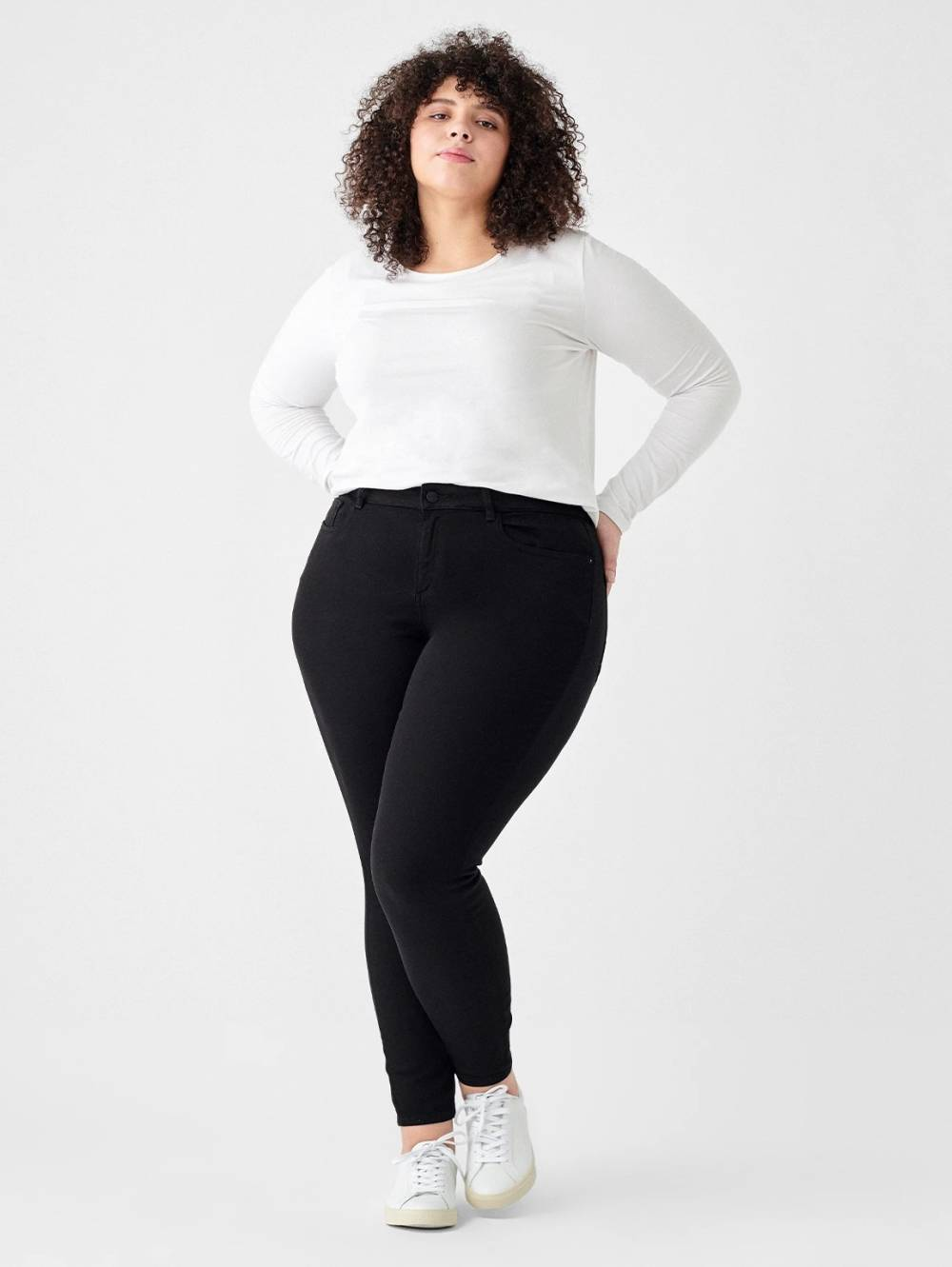 dl1961 sustainable affordable plus size clothing brand