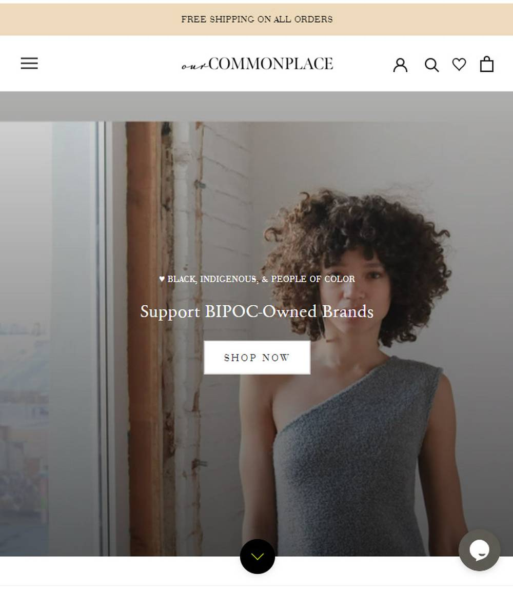 our common place ethical clothing