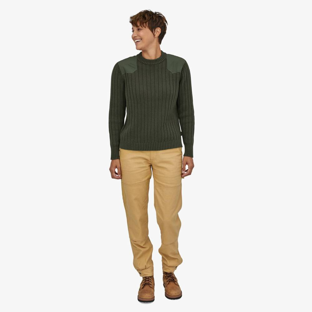 recycled cotton polyester patagonia sweater