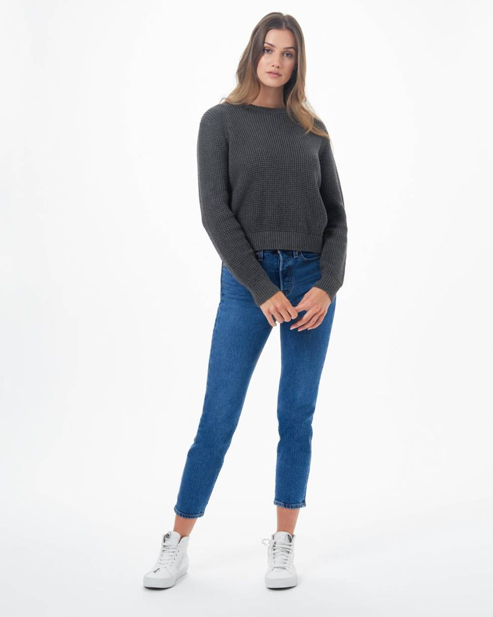 tentree ethical vegan organic sweater