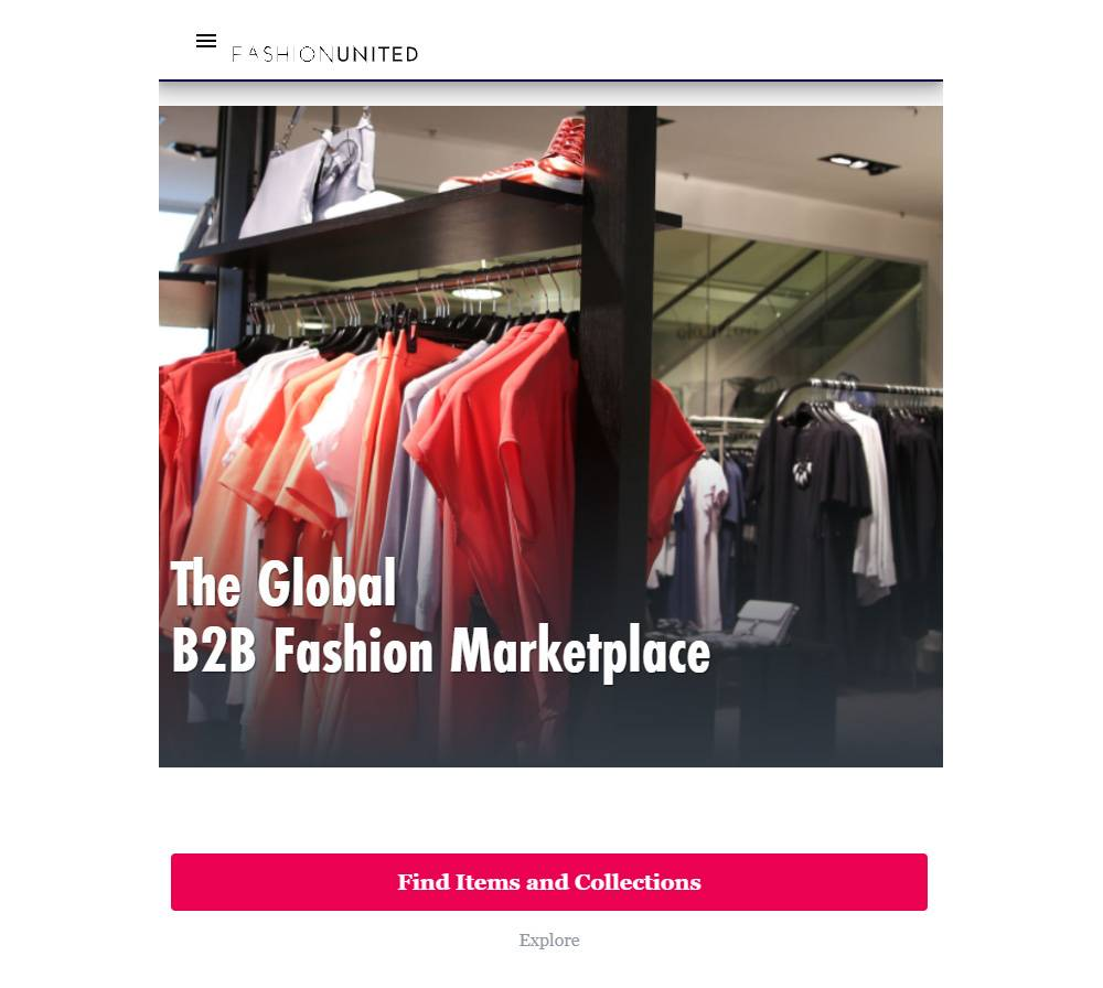 fashionunited marketplace sustainable brands
