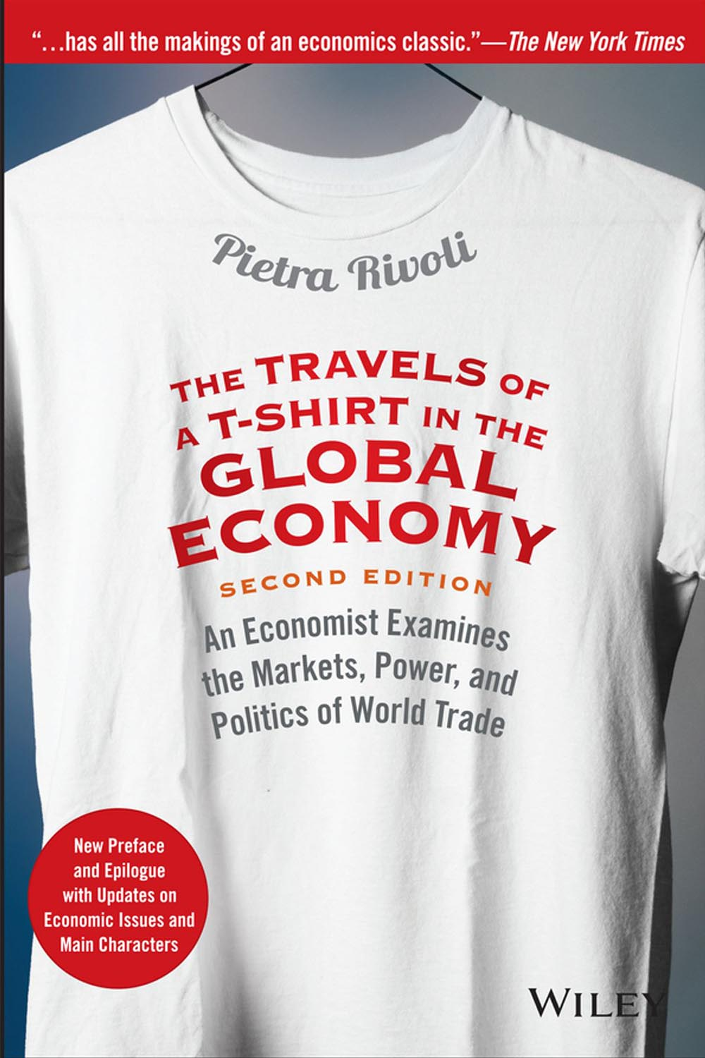 Travels T-Shirt Global Economy