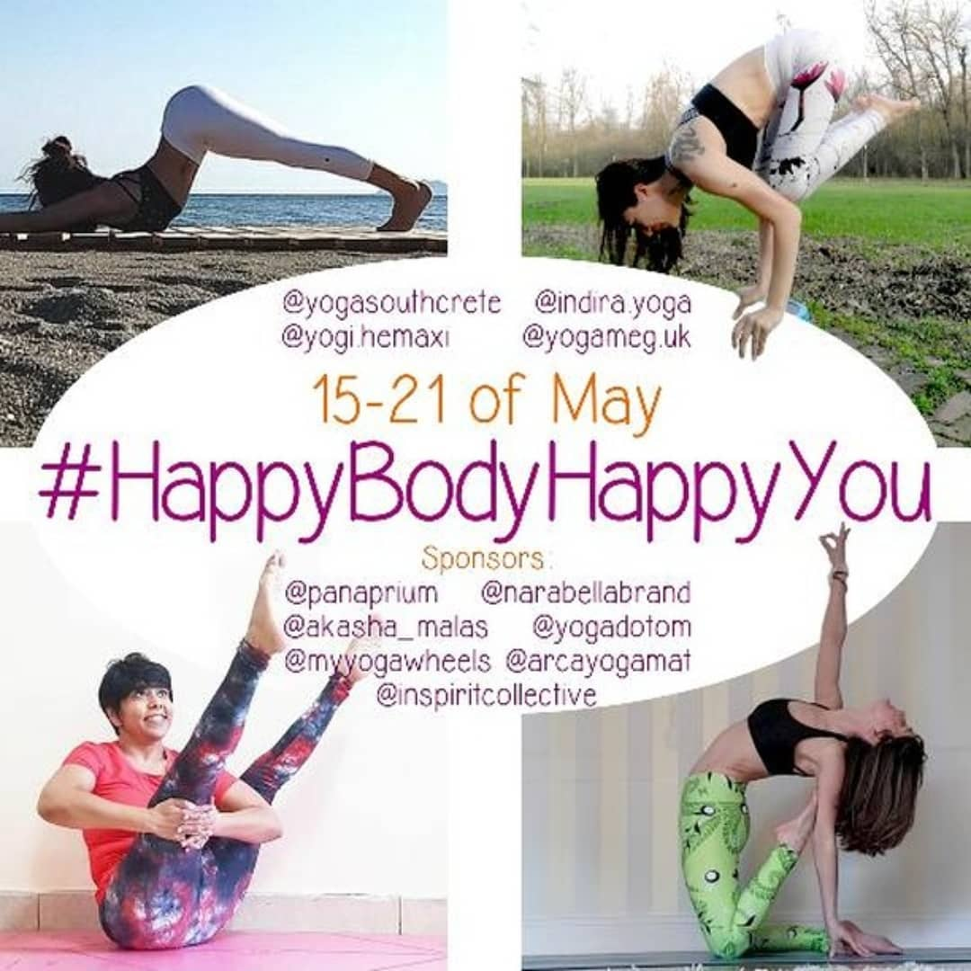 happy body yoga challenge may 2018