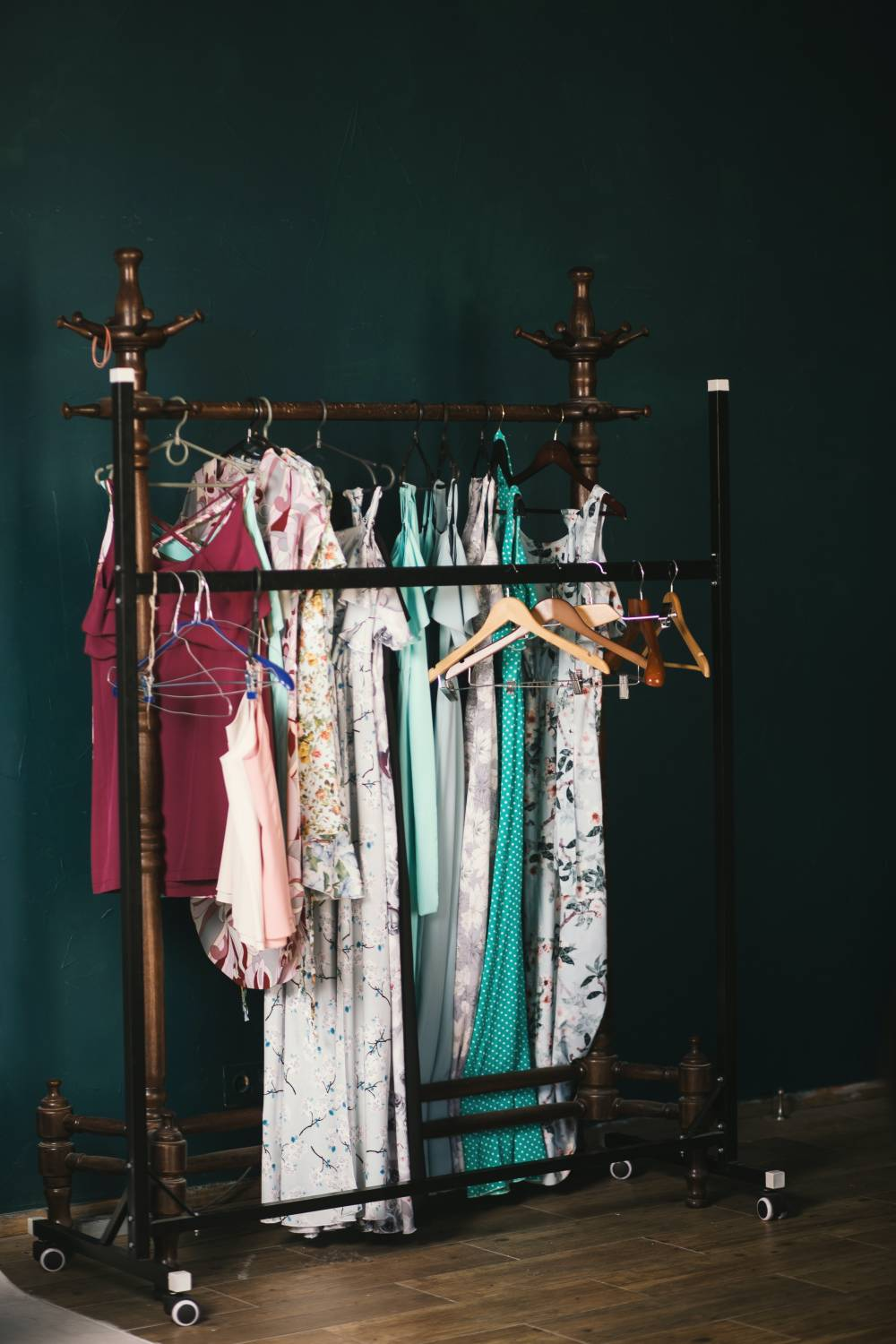 How Much Clothing Is Too Much wardrobe