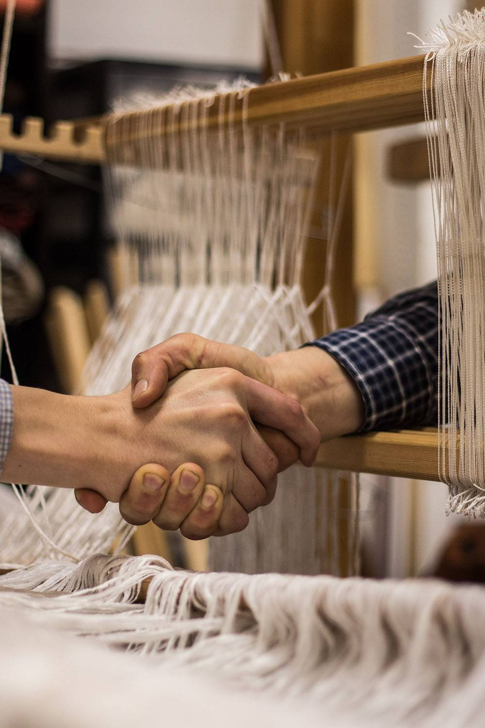 quality linen responsible sourcing