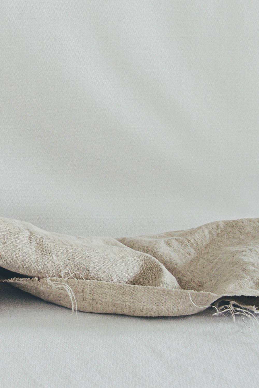 real quality linen wrinkle