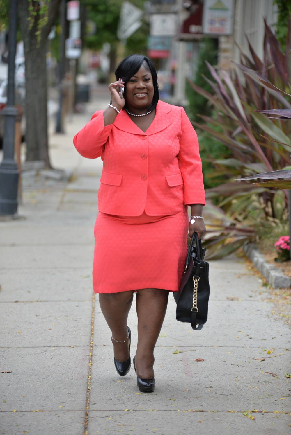 dress over 60 overweight accessory