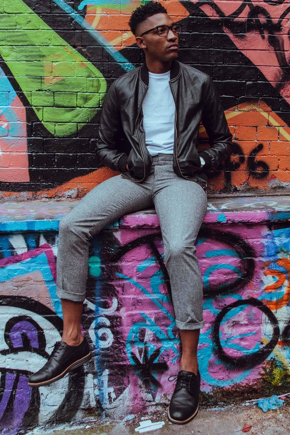 how to dress well men casual shoes