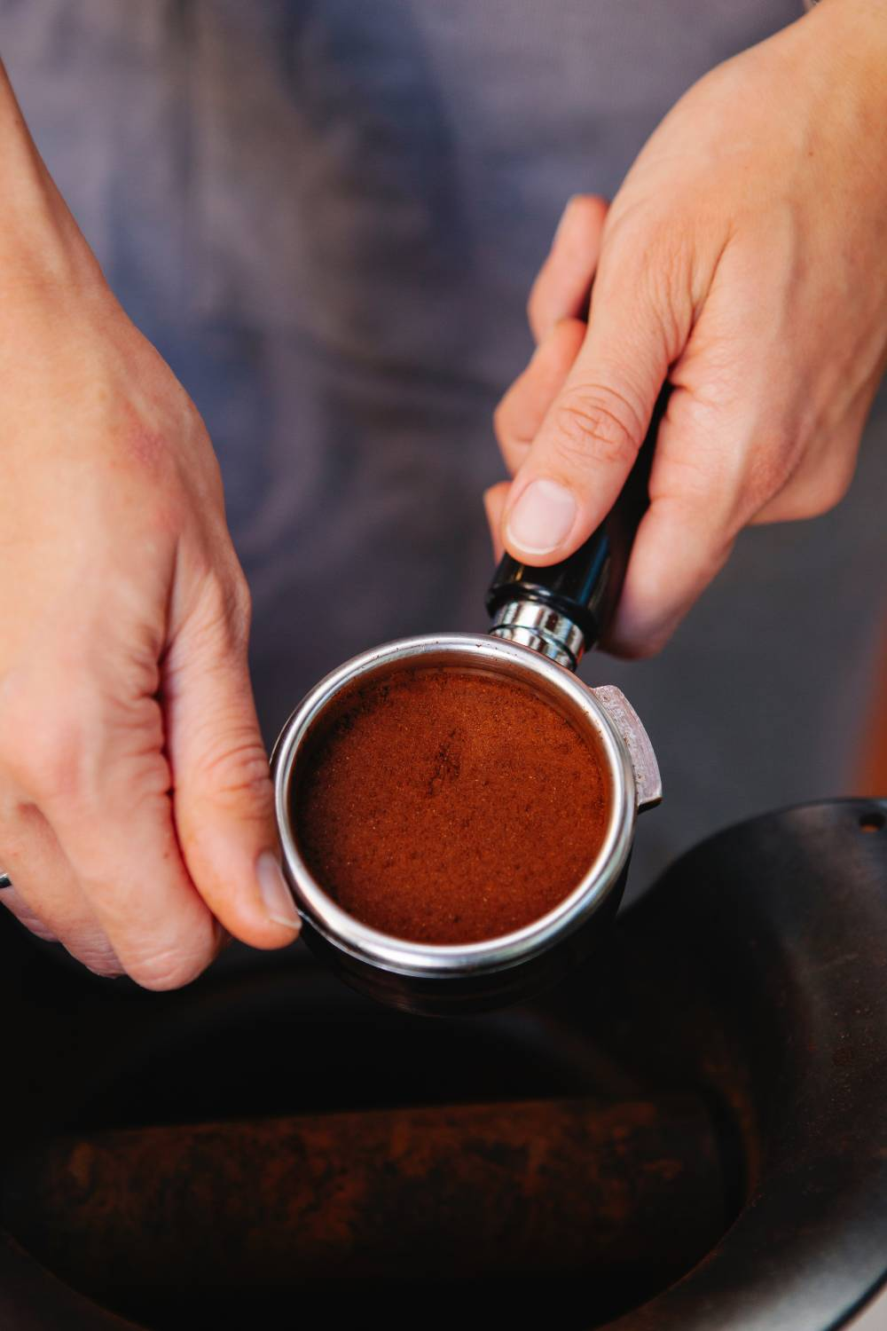 Remove Acrylic Paint Clothes coffee grounds