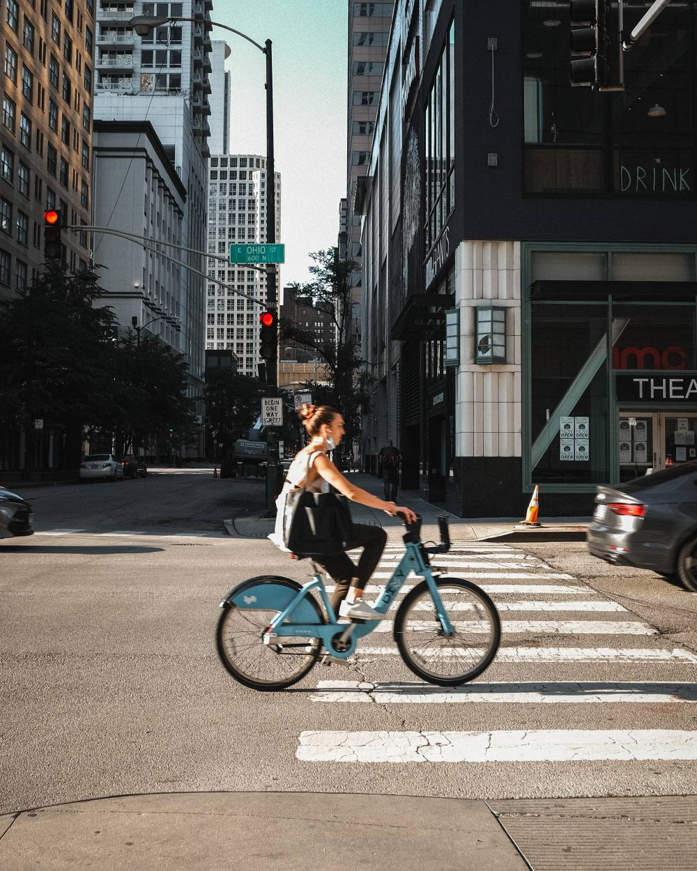 how to live a slow quiet simpler life bike ride