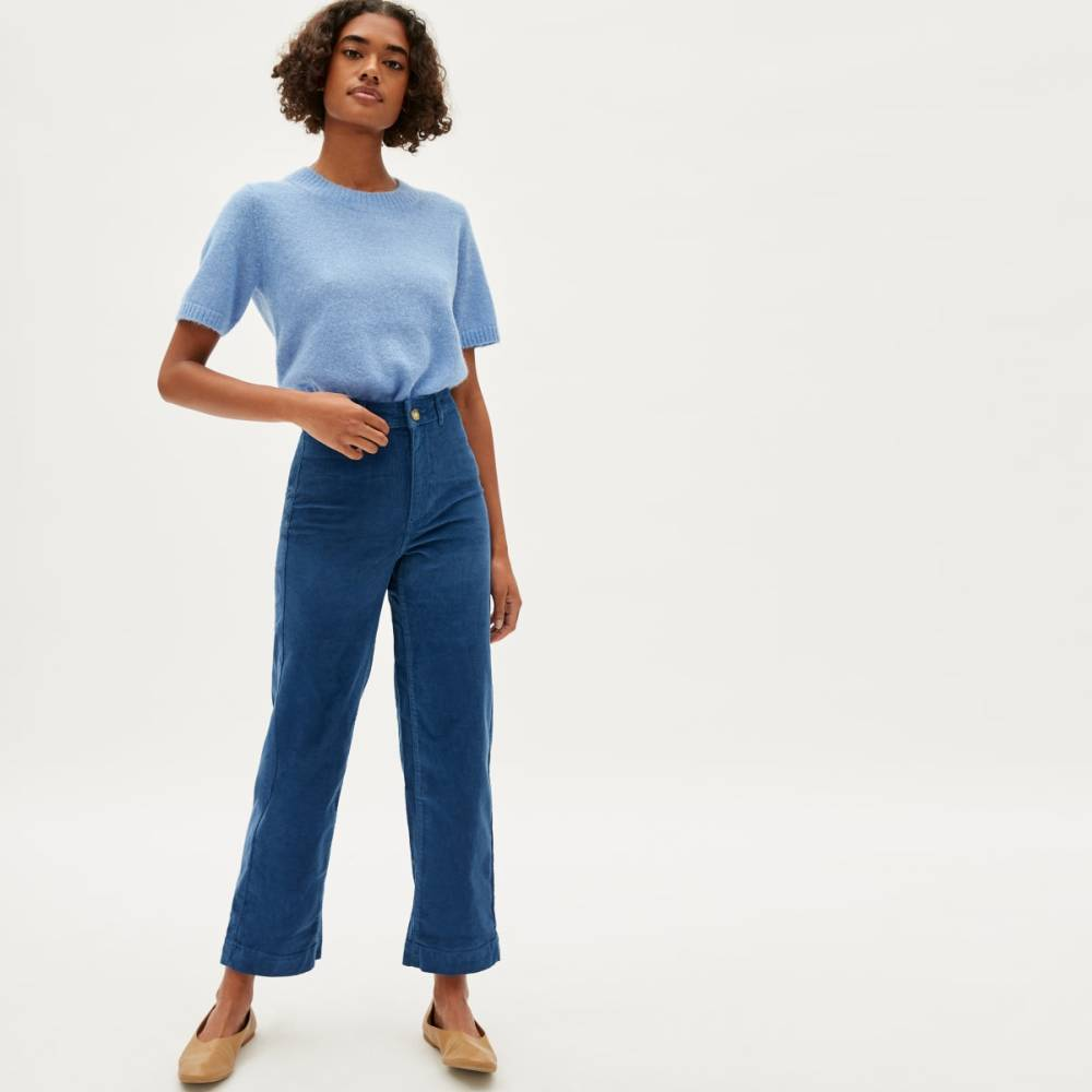 everlane inverted body shape outfits