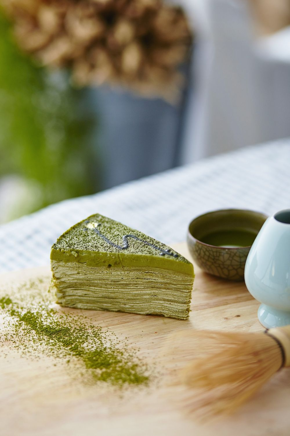 matcha green tea benefits health cake