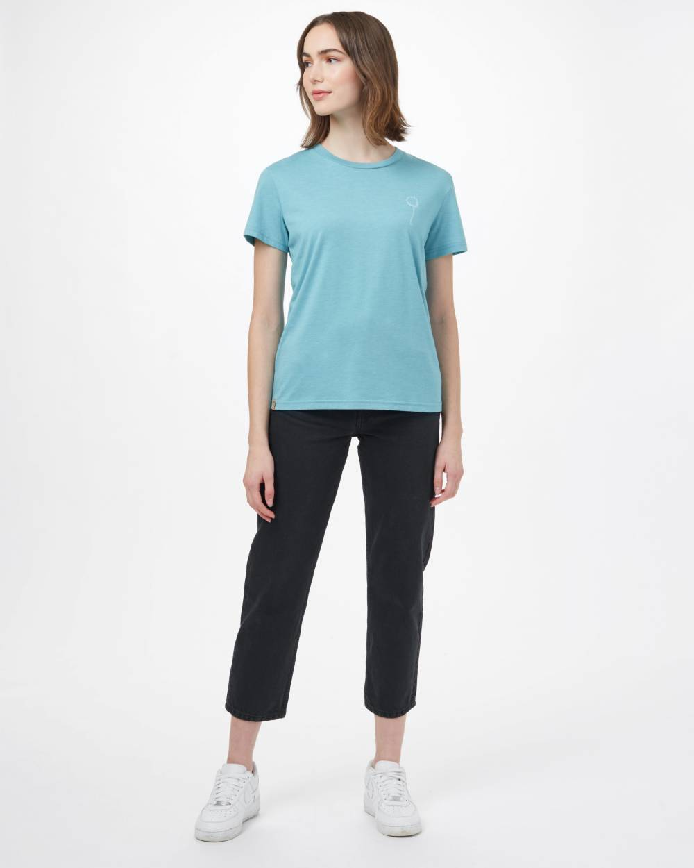 tentree sustainable affordable travel shirts