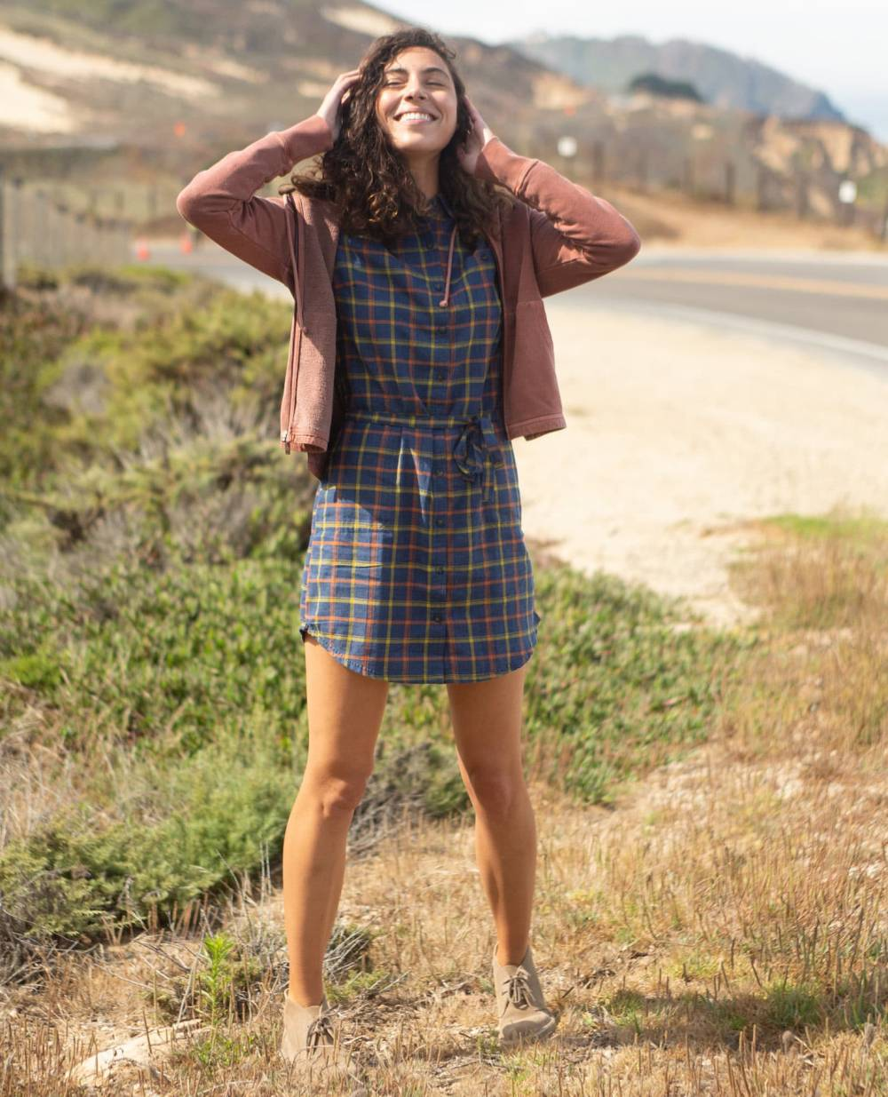 toad and co versatile shirtdress