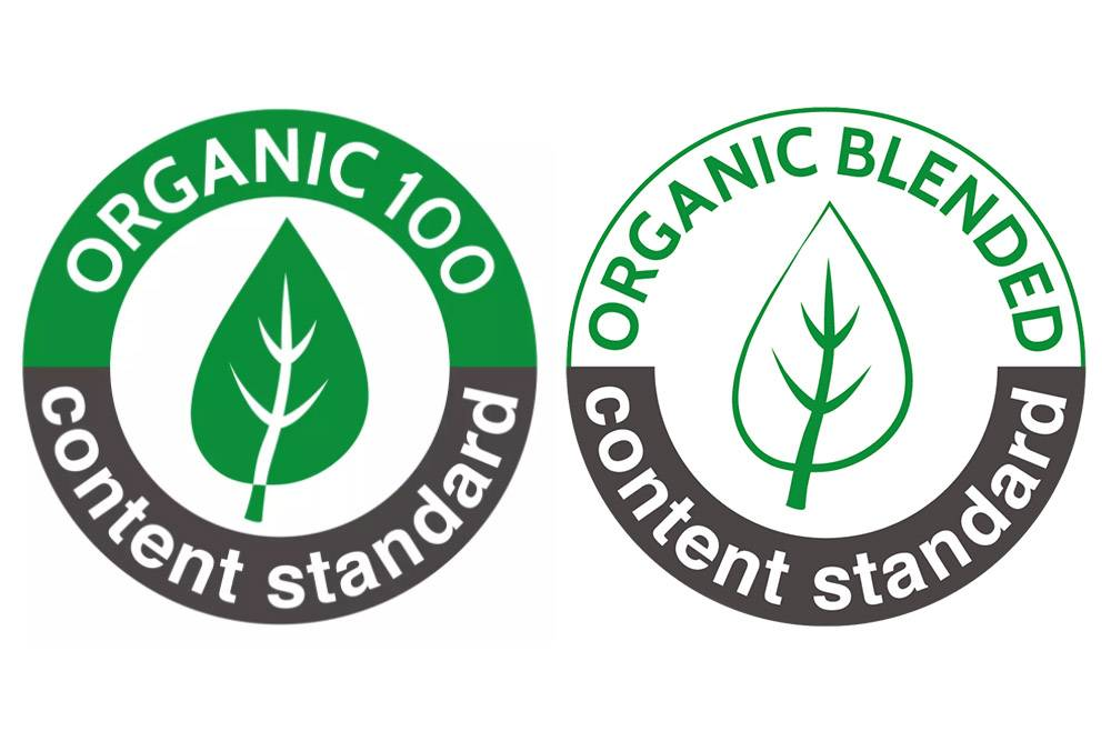 ocs certification logo label standard