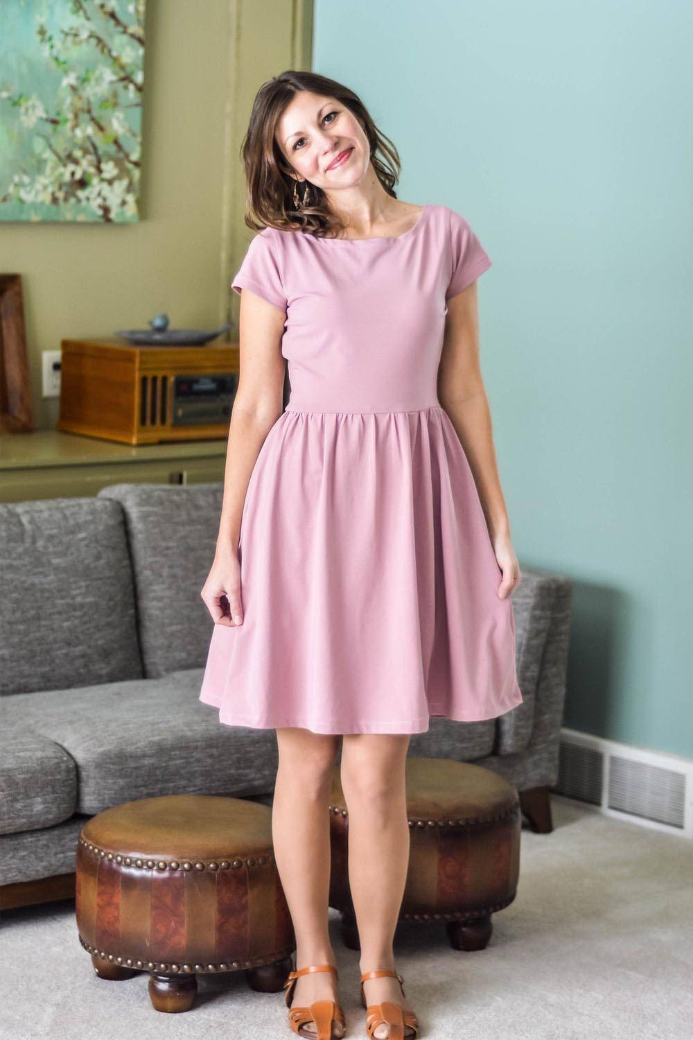 etsy usa made cocktail dress