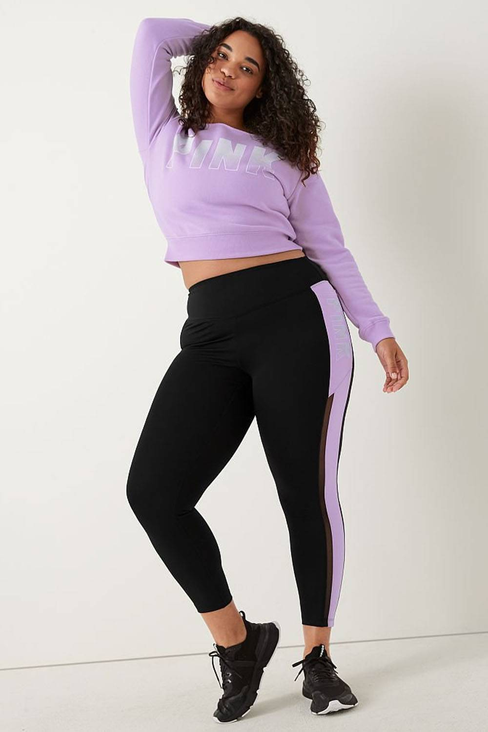 pink top teenager clothing brand
