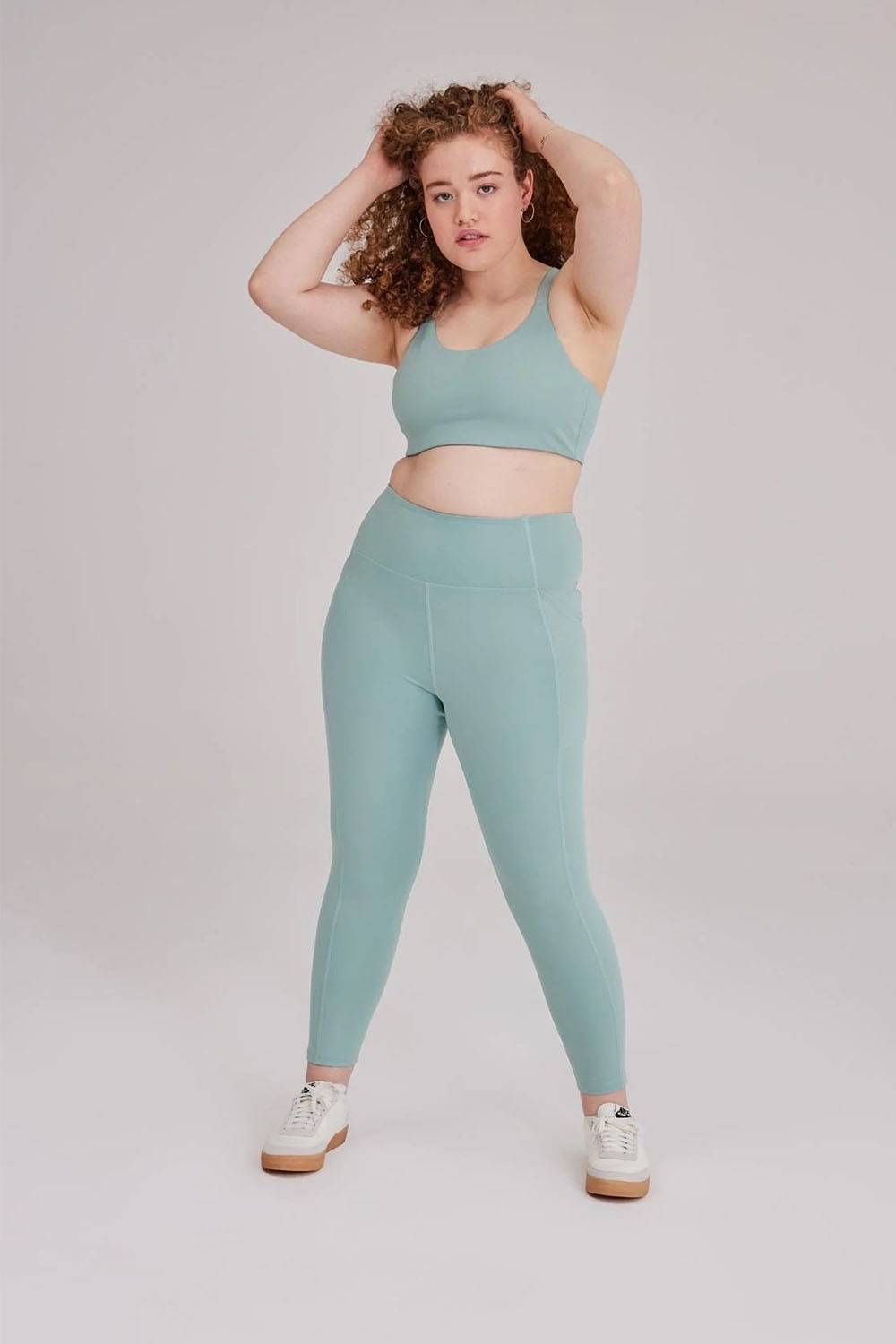 girlfriend collective ocean plastic activewear