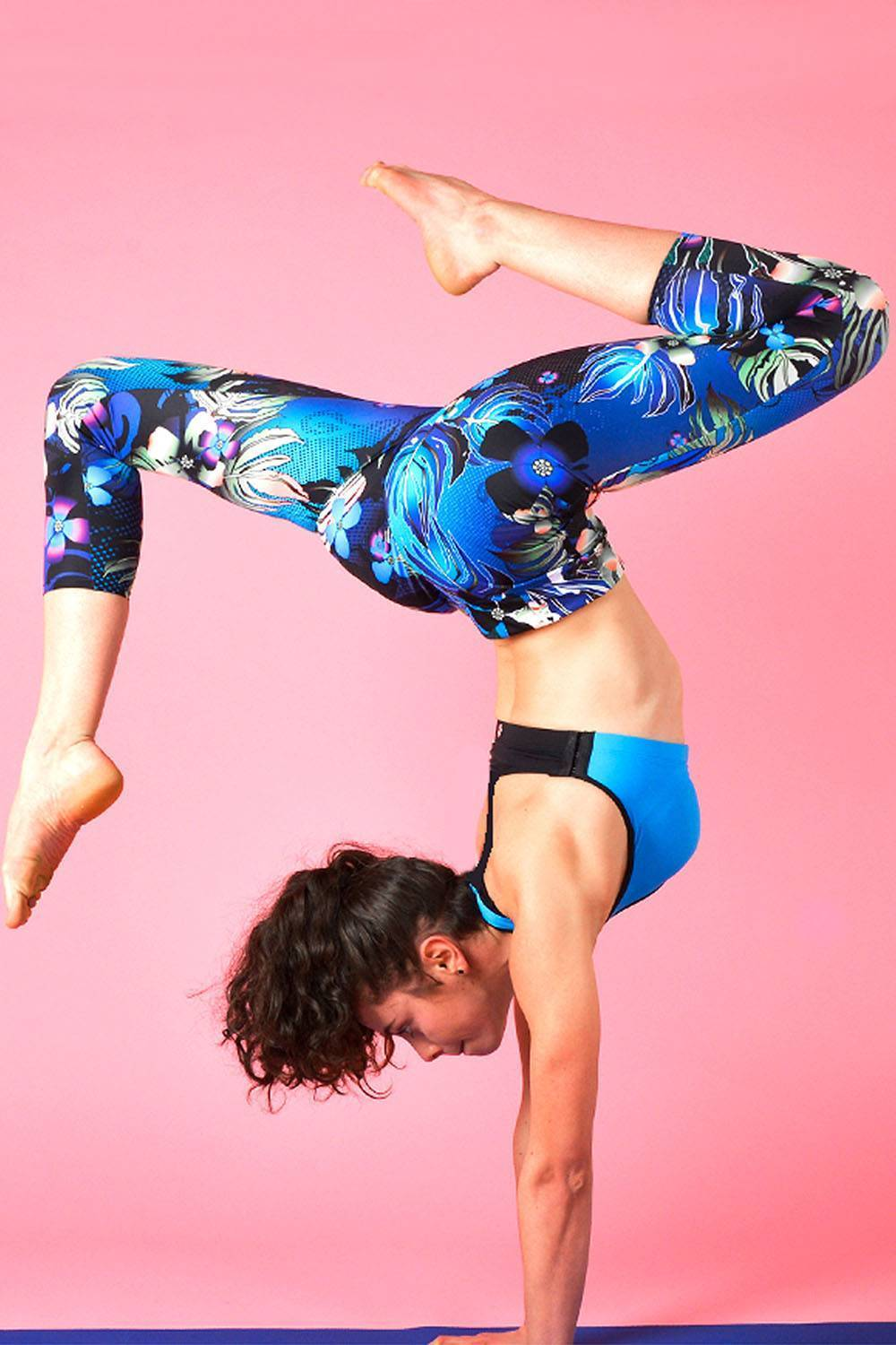 rubymoon recycled ocean plastic leggings