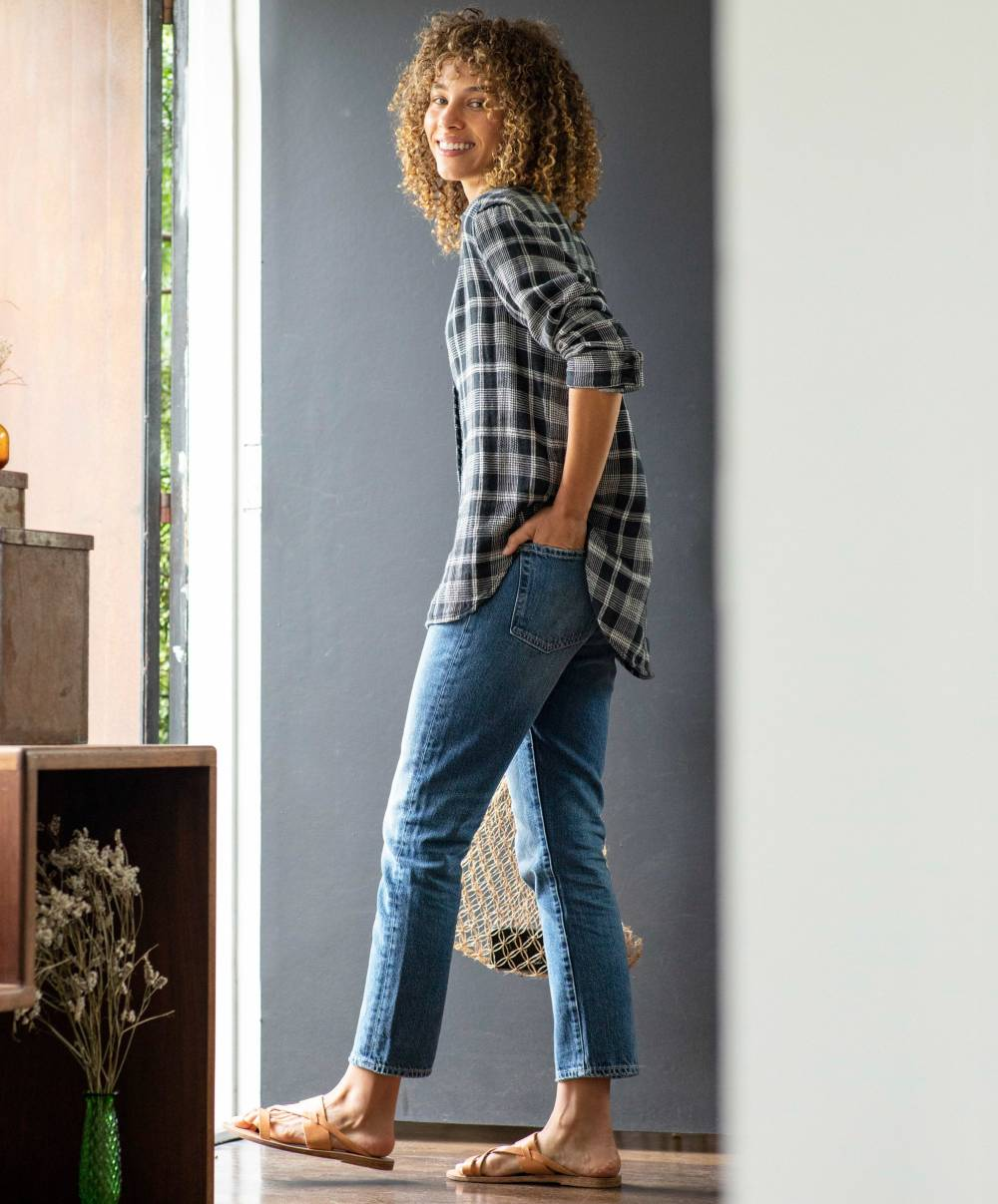 outerknown fairtrade certified organic jeans