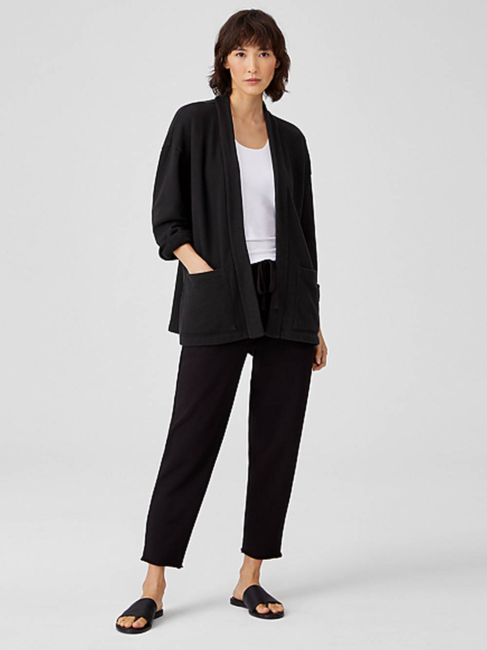 eileen fisher innovative clothing brand