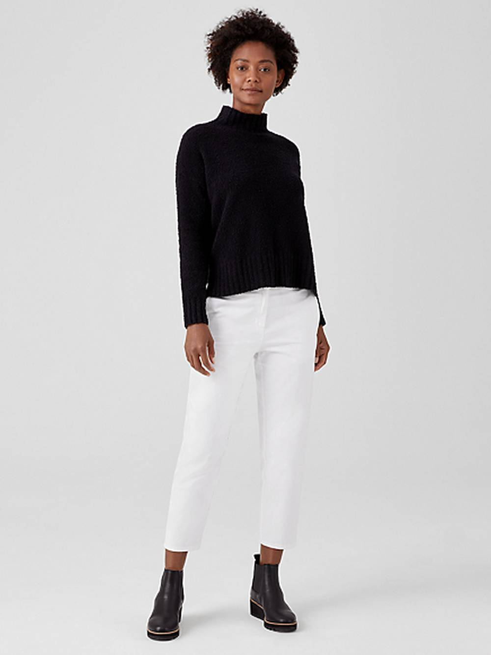 eileen fisher sustainable work clothing